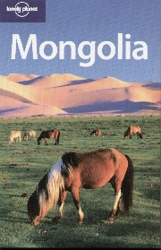 Mongolia wer. ang. Przewodnik Lonely Planet,