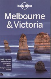 Melbourne & Victoria wer. ang. Przewodnik Lonely Planet,