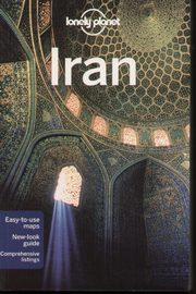 Iran wer. ang. Przewodnik Lonely Planet,