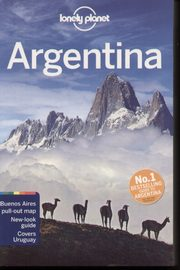 Argentina wer. ang. Przewodnik Lonely Planet,