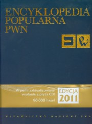 Encyklopedia popularna PWN + CD,