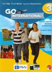 Go International! 3 Student's Book + 2CD, Tulip Mark, Bianchi Claudia, Wypychowicz Agnieszka