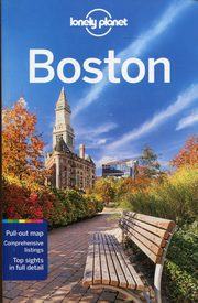 Lonely Planet Boston,