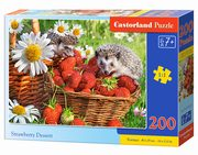 Puzzle 200 el. Premium.Strawberry Dessert/ B-2,