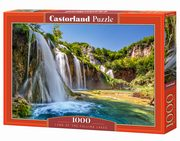 Puzzle 1000 Land of the Falling Lakes,