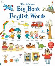 Big Book of English Words,